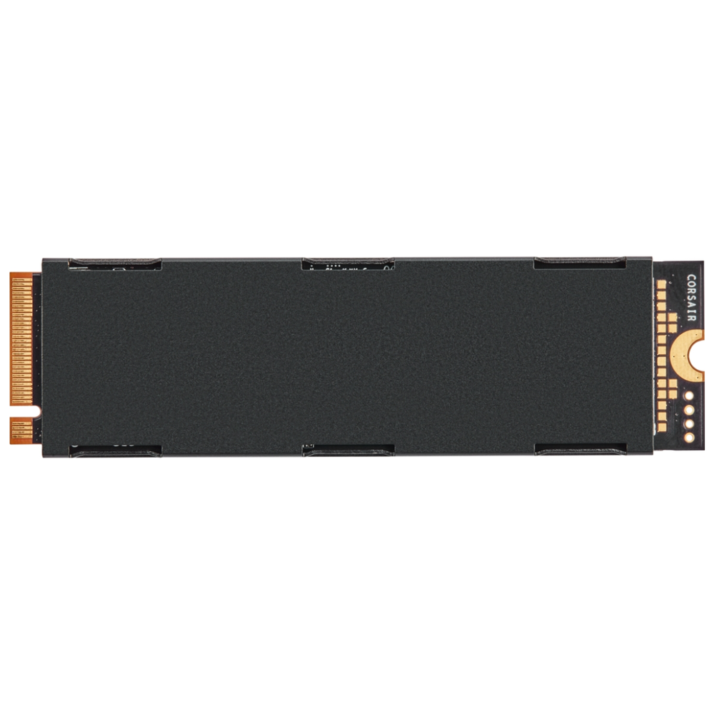 A large main feature product image of Corsair Force MP600 2TB Gen4 PCIe NVMe M.2 SSD