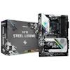 A product image of ASRock X570 Steel Legend AM4 ATX Desktop Motherboard