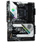 A small tile product image of ASRock X570 Steel Legend AM4 ATX Desktop Motherboard