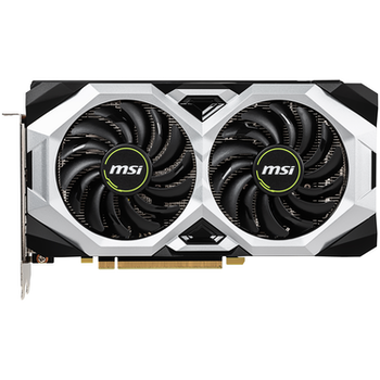 Product image of MSI GeForce RTX2060 Super Ventus OC 8GB GDDR6  - Click for product page of MSI GeForce RTX2060 Super Ventus OC 8GB GDDR6