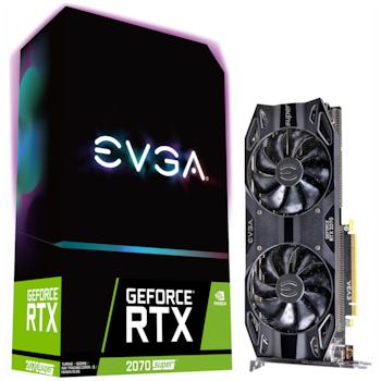 eVGA GeForce RTX2070 Super Black 8GB GDDR6