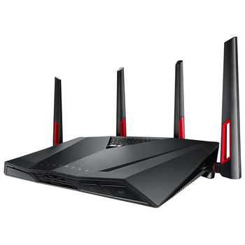 Product image of ASUS RT-AC88U 802.11ac Dual-Band AiMesh Wireless-AC3100 Gigabit Router - Click for product page of ASUS RT-AC88U 802.11ac Dual-Band AiMesh Wireless-AC3100 Gigabit Router