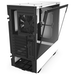 NZXT H510i Matte White Smart Mid Tower Case w/ Side Panel Window