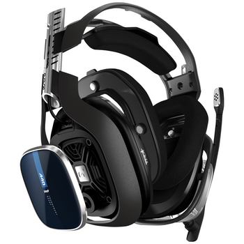 Product image of Astro Gaming A40 TR Headset + MixAmp Pro TR for PS4 & PC - Click for product page of Astro Gaming A40 TR Headset + MixAmp Pro TR for PS4 & PC