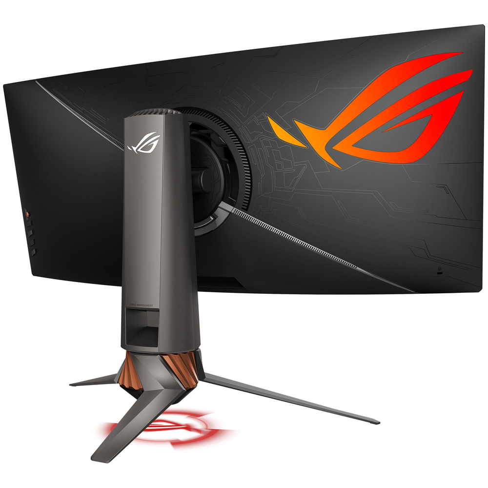 """A large main feature product image of ASUS ROG Swift PG349Q 34"""" Ultrawide QHD G-SYNC Curved 120Hz 4MS IPS LED Gaming Monitor"""