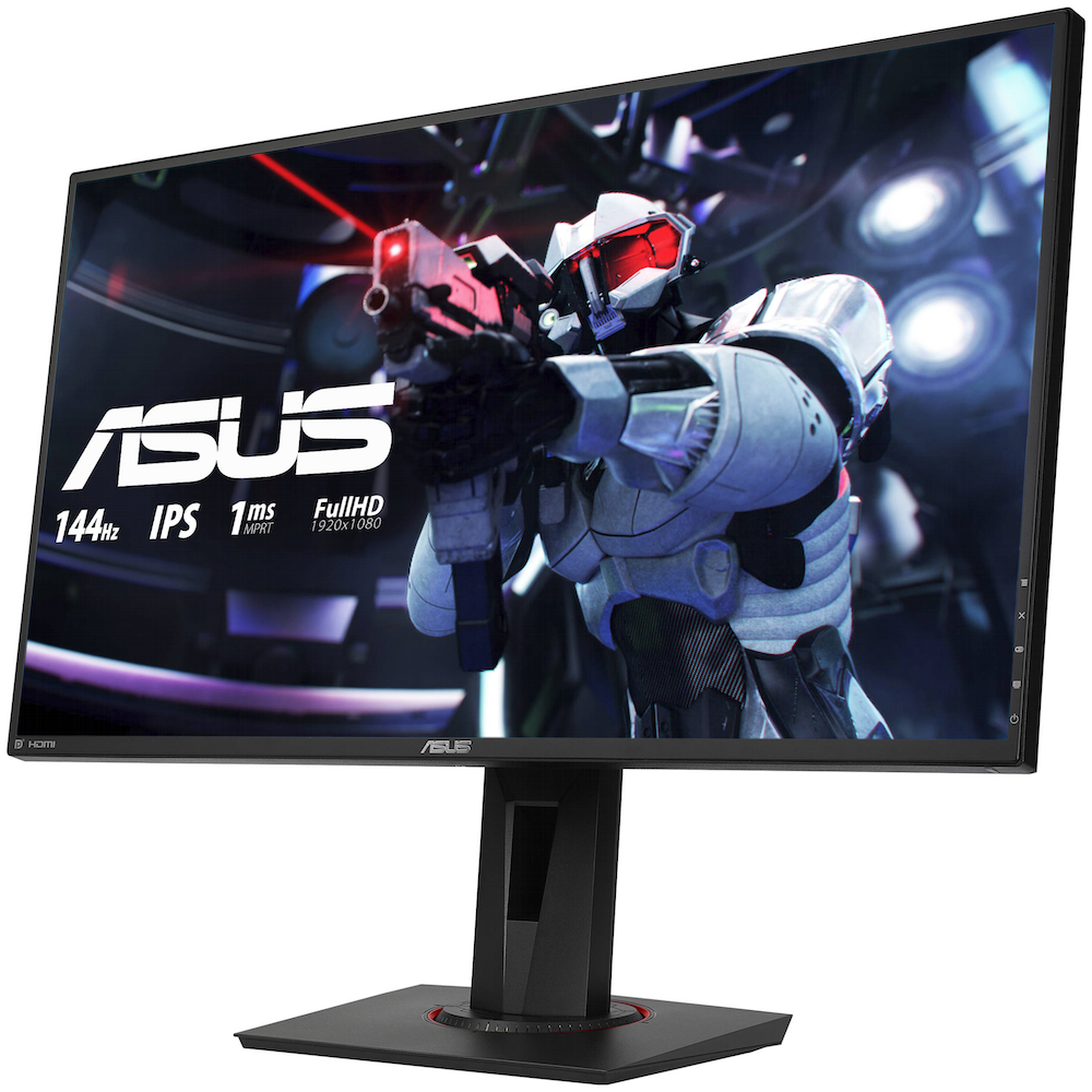 "A large main feature product image of ASUS VG279Q 27"" Full HD Adaptive Sync 144Hz 1MS IPS LED Gaming Monitor"