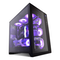 A small tile product image of Lian-Li PC-O11 Dynamic Tempered Glass Mid Tower Case - Black