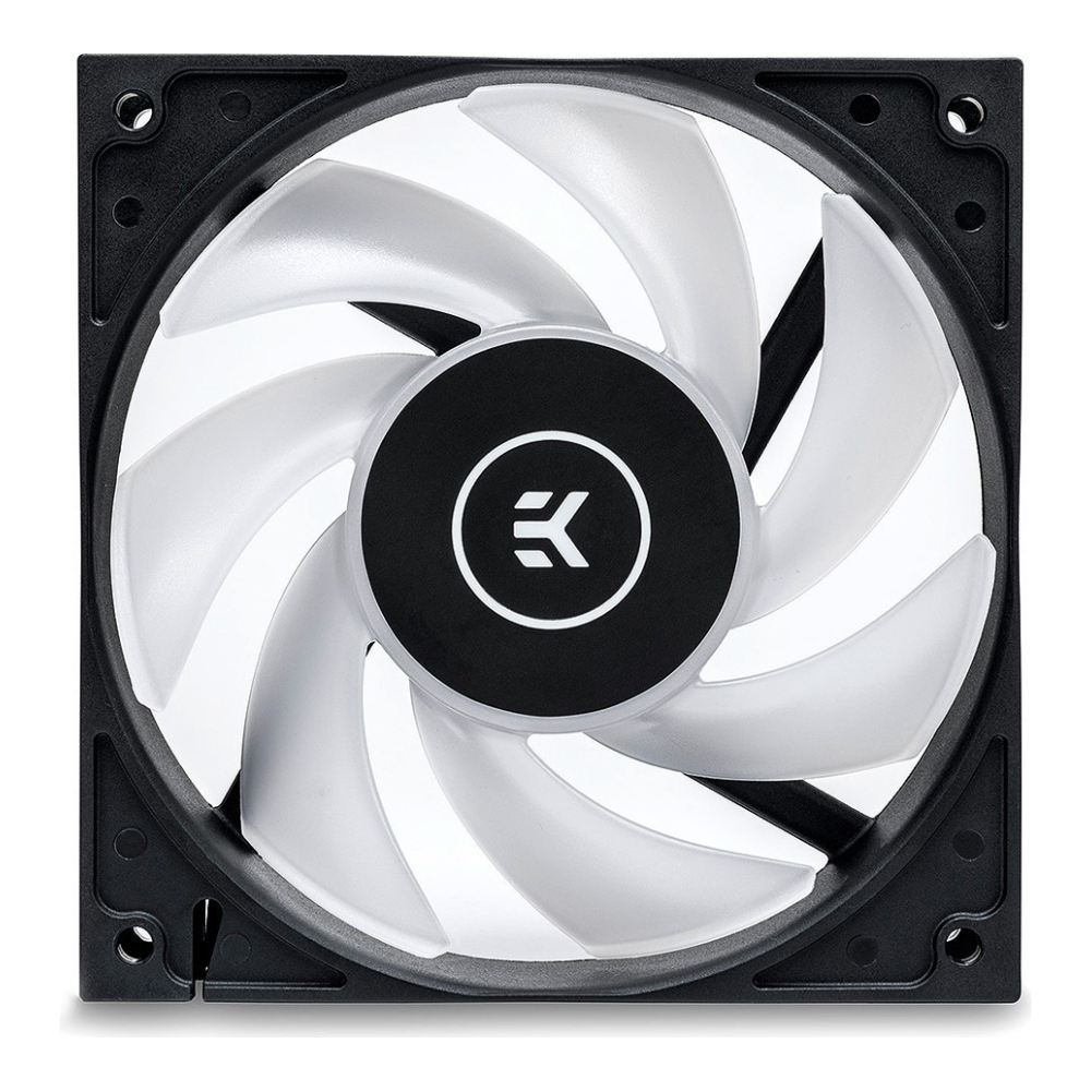 A large main feature product image of EK Classic RGB P240 Water Cooling Kit
