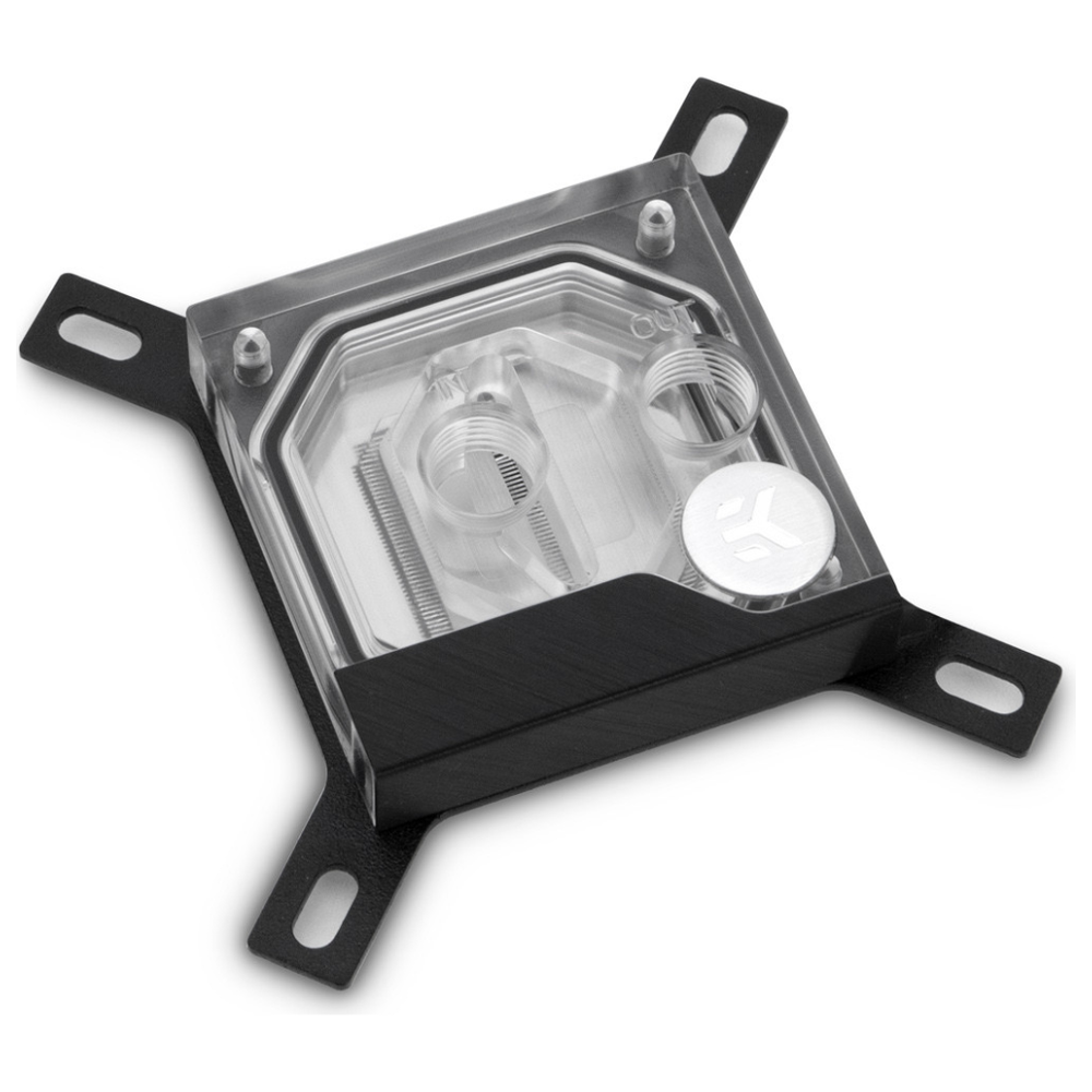 A large main feature product image of EK Classic RGB S240 Water Cooling Kit