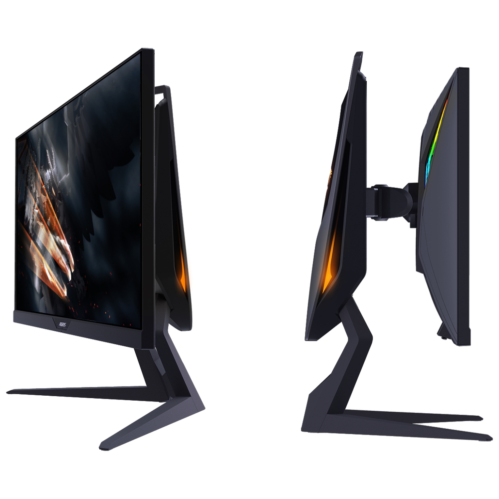 """A large main feature product image of Gigabyte Aorus KD25F 24.5"""" Full HD FreeSync 240Hz 0.5MS LED Gaming Monitor"""