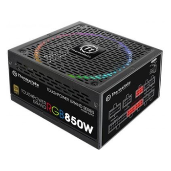 Product image of Thermaltake Toughpower Grand RGB 850W 80PLUS Gold (RGB Sync Edition) Power Supply - Click for product page of Thermaltake Toughpower Grand RGB 850W 80PLUS Gold (RGB Sync Edition) Power Supply