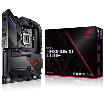 Product image of ASUS ROG Maximus XI Code LGA1151-CL ATX Desktop Motherboard - Click for product page of ASUS ROG Maximus XI Code LGA1151-CL ATX Desktop Motherboard