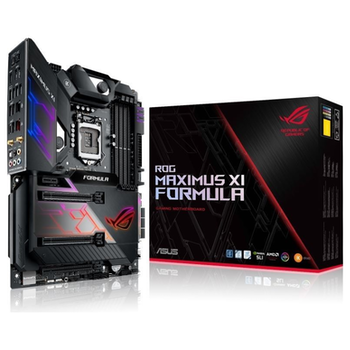 Product image of ASUS ROG Maximus XI Formula LGA1151-CL ATX Desktop Motherboard - Click for product page of ASUS ROG Maximus XI Formula LGA1151-CL ATX Desktop Motherboard