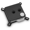 A product image of EK Velocity Addressable D-RGB Intel Nickel Acetal CPU Waterblock