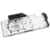 A product image of EK Vector Radeon RX 5700/XT RGB Nickel/Plexi GPU Waterblock