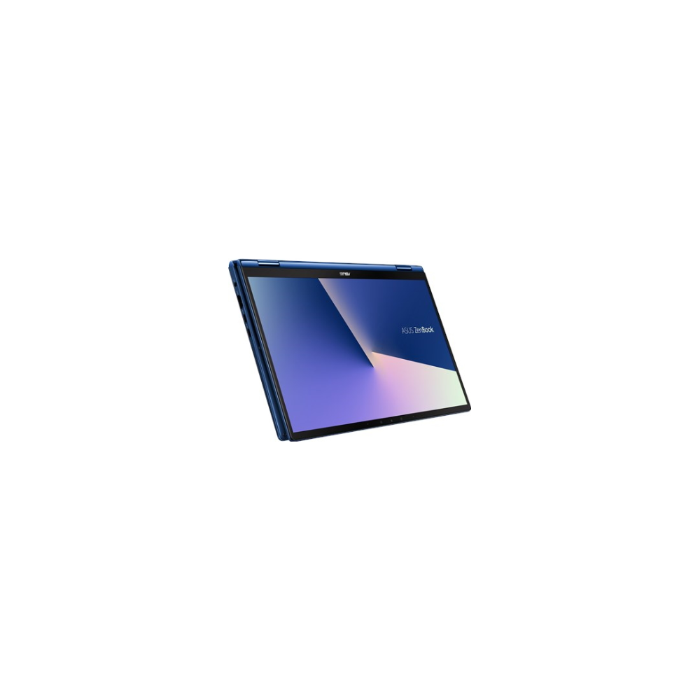 "A large main feature product image of ASUS ZenBook-Flip UX362FA 13.3"" i5 Royal Blue Windows 10 Ultrabook"