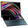 "A product image of ASUS ZenBook Duo UX481FL 14"" i5 Gen10 MX250 Celestial Blue Windows 10 Ultrabook"