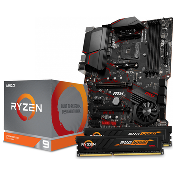 Product image of AMD Ryzen X570 Starter Bundle - Click for product page of AMD Ryzen X570 Starter Bundle