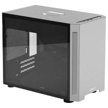 Product image of Lian-Li PC-TU150 Mini ITX Case w/Tempered Glass Side Panel - Silver - Click for product page of Lian-Li PC-TU150 Mini ITX Case w/Tempered Glass Side Panel - Silver