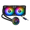 A product image of Thermaltake Water 3.0 240 Addressable RGB CPU Liquid Cooler