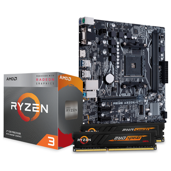 Product image of AMD Ryzen A320 Starter Bundle - Click for product page of AMD Ryzen A320 Starter Bundle