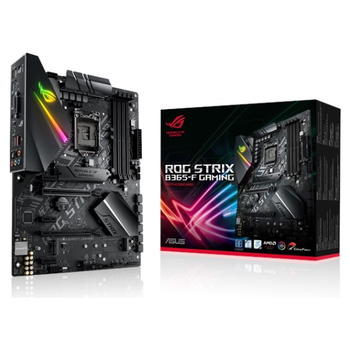 Product image of ASUS ROG Strix B365-F Gaming LGA1151-CL ATX Desktop Motherboard - Click for product page of ASUS ROG Strix B365-F Gaming LGA1151-CL ATX Desktop Motherboard