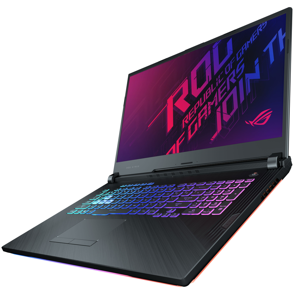 "A large main feature product image of ASUS ROG Strix Scar III GL731GW 17.3"" i7 RTX2070 Windows 10 Gaming Notebook"