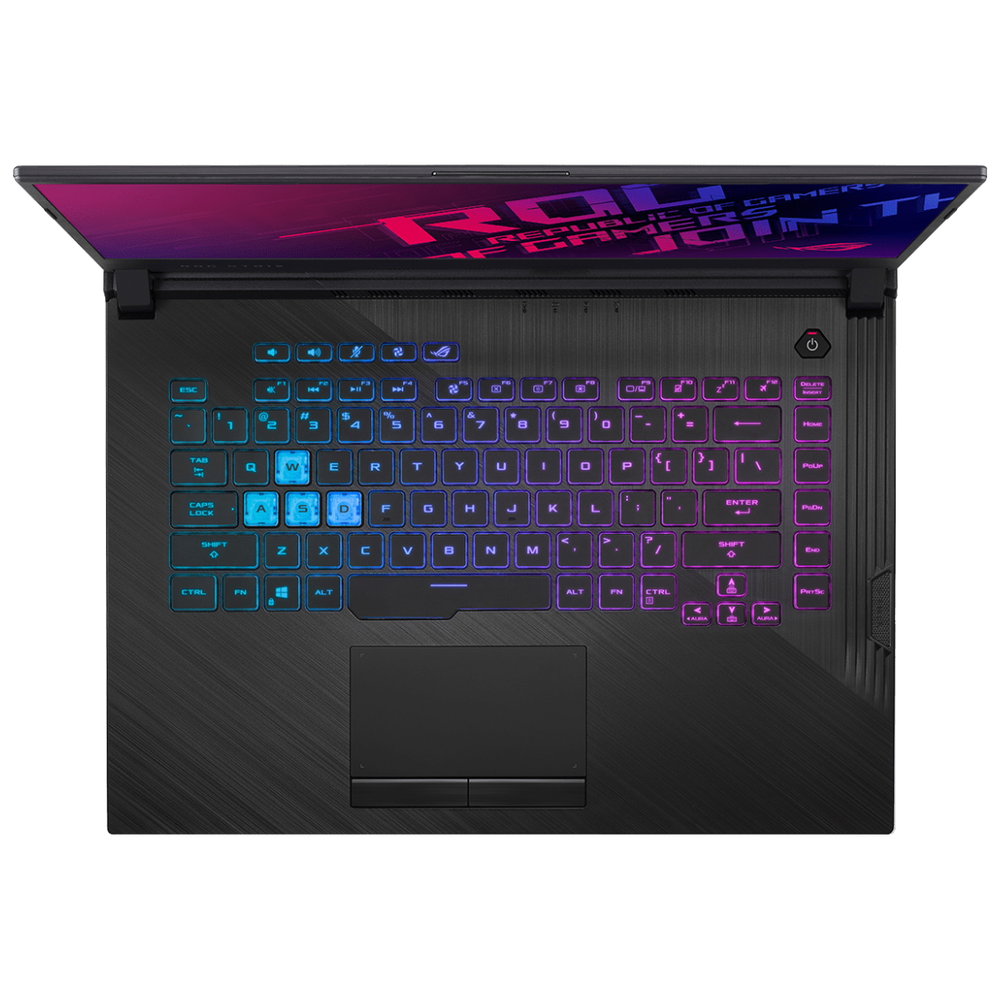 """A large main feature product image of ASUS ROG Strix Scar III GL531GV 15.6"""" i7 RTX2060 Windows 10 Gaming Notebook"""