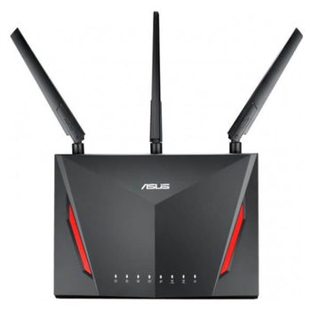 Product image of ASUS RT-AC86U 802.11ac Dual-Band AiMesh Wireless-AC2900 Gigabit Router - Click for product page of ASUS RT-AC86U 802.11ac Dual-Band AiMesh Wireless-AC2900 Gigabit Router