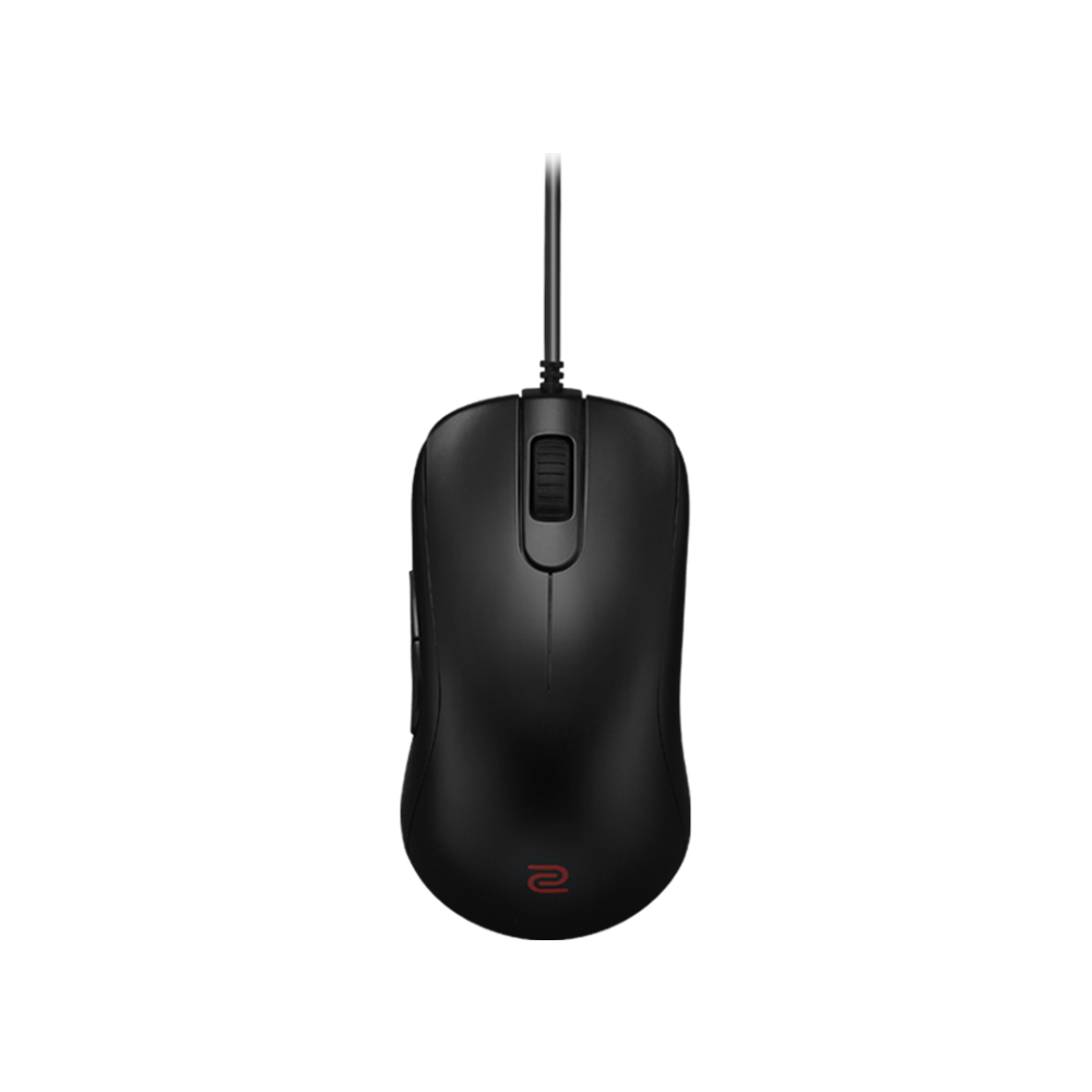 A large main feature product image of BenQ ZOWIE S1 Medium eSports Gaming Mouse