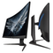"""A small tile product image of Gigabyte Aorus CV27F 27"""" Full HD FreeSync Curved 165Hz 1MS HDR400 VA LED Gaming Monitor"""
