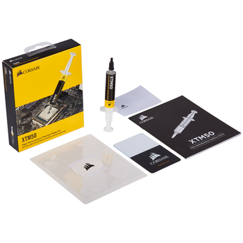 Product image of Corsair XTM50 High Performance Thermal Paste - Click for product page of Corsair XTM50 High Performance Thermal Paste