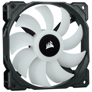 Product image of Corsair iCue SP140 RGB Pro Perfomance Fan - Double Pack w/ Lighting Node Core - Click for product page of Corsair iCue SP140 RGB Pro Perfomance Fan - Double Pack w/ Lighting Node Core