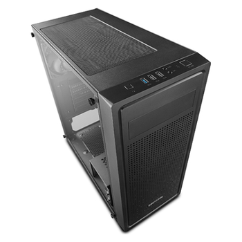 Product image of Deepcool E-Shield Mid Tower Case - Click for product page of Deepcool E-Shield Mid Tower Case