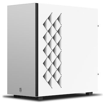 Product image of Deepcool Macube 550 White Mid Tower Case - Click for product page of Deepcool Macube 550 White Mid Tower Case