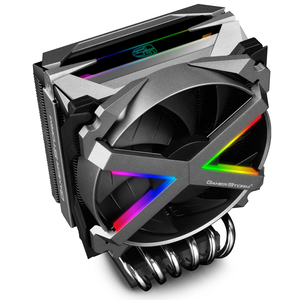 A large main feature product image of Deepcool Fryzen CPU Cooler