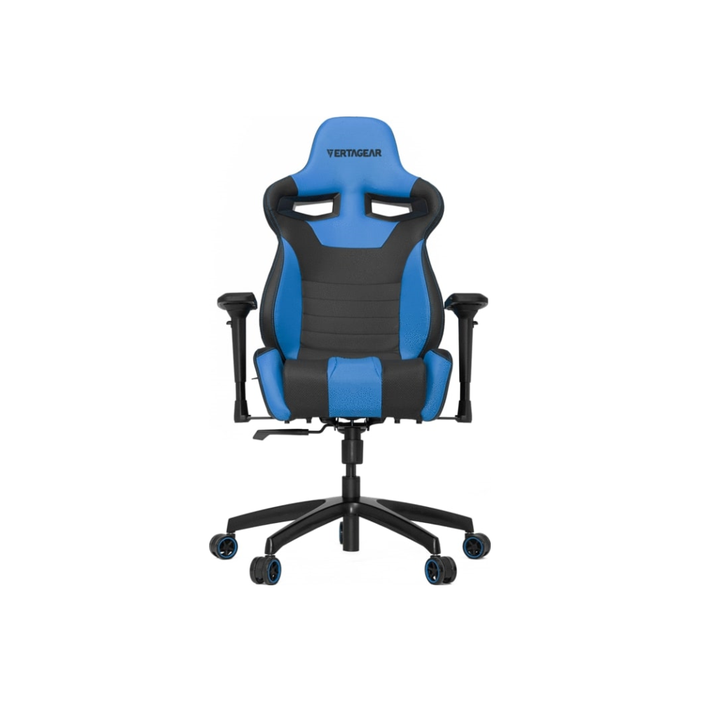 A large main feature product image of Vertagear Racing Series S-Line SL4000 Gaming Chair Black/Blue Edition