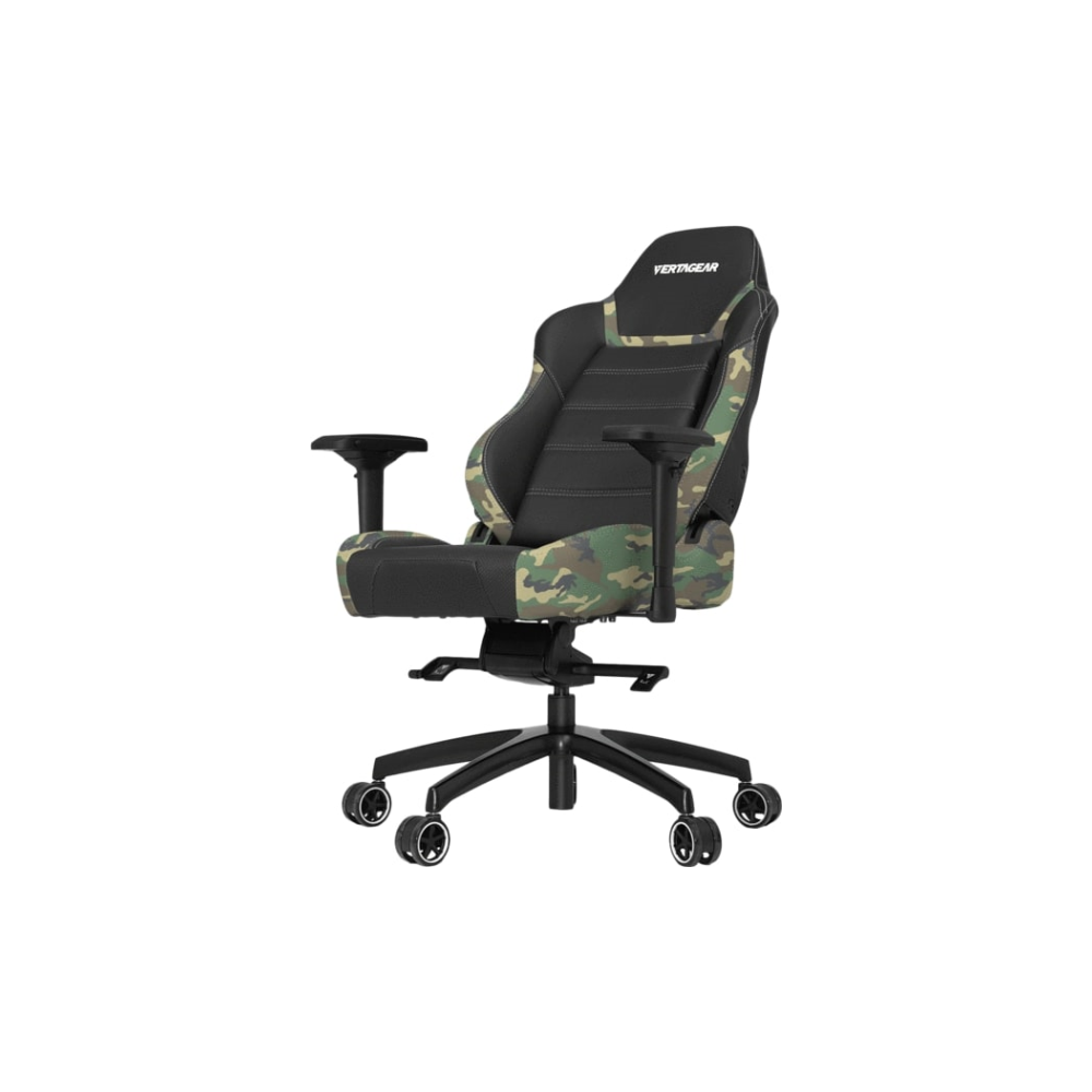 A large main feature product image of Vertagear Racing Series P-Line PL6000 Gaming Chair Camouflage Edition