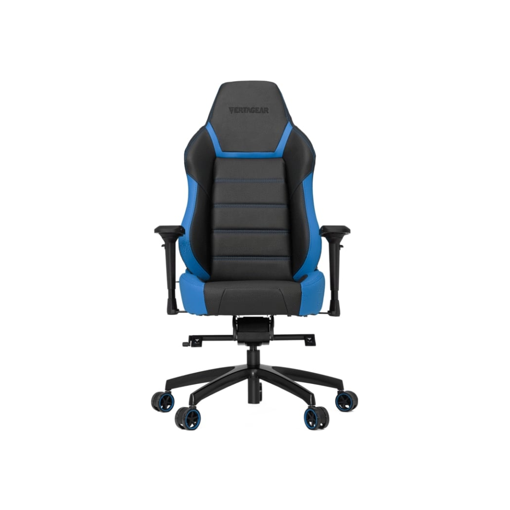 A large main feature product image of Vertagear Racing Series P-Line PL6000 Gaming Chair Black/Blue Edition