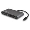 A product image of Startech Mini Thunderbolt 3 Dock - Dual 4K 60Hz - DisplayPort