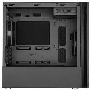 Product image of Cooler Master Silencio S400 Silent mATX Case w/Tempered Glass Side Panel - Click for product page of Cooler Master Silencio S400 Silent mATX Case w/Tempered Glass Side Panel