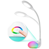 A product image of mBeat ACTIVIVA LED Desk Lamp With RGB Colour Changing Edge Light