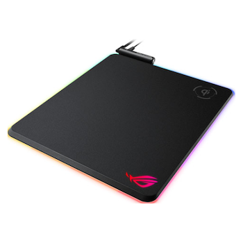 Product image of ASUS ROG Balteus RGB Mouse Pad w/Qi Charging - Click for product page of ASUS ROG Balteus RGB Mouse Pad w/Qi Charging