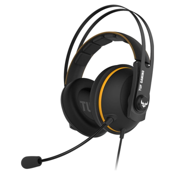 Product image of ASUS TUF Gaming H7 Black/Yellow Headset - Click for product page of ASUS TUF Gaming H7 Black/Yellow Headset