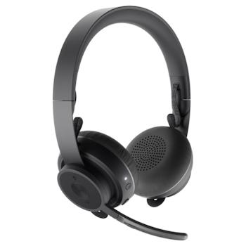 Product image of Logitech Zone Wireless Bluetooth Headset - Click for product page of Logitech Zone Wireless Bluetooth Headset