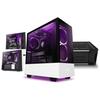 A product image of NZXT H210i and H510i Underglow Bundle