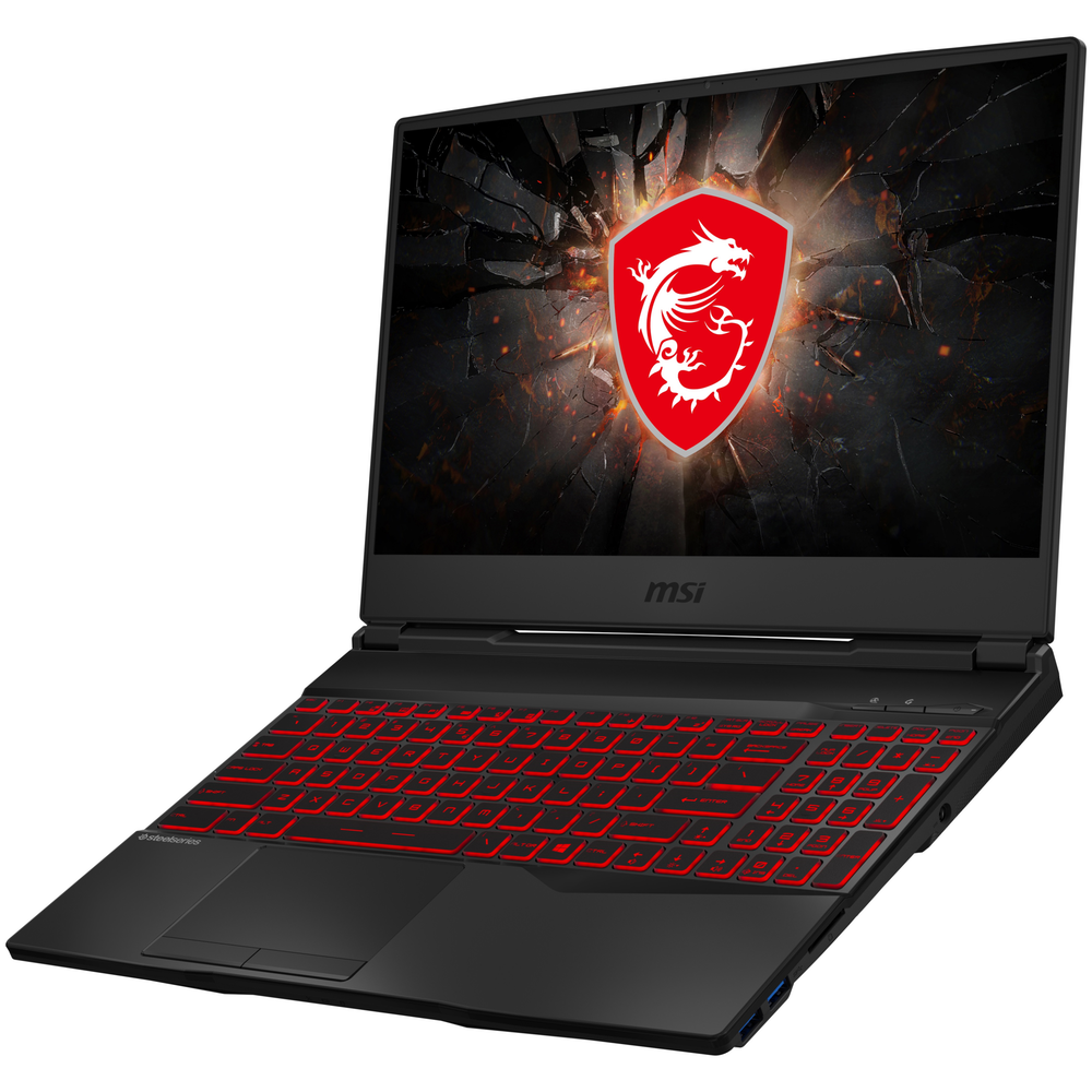 "A large main feature product image of MSI GL65-9SCK 15.6"" i7 GTX1650 Windows 10 Gaming Notebook"