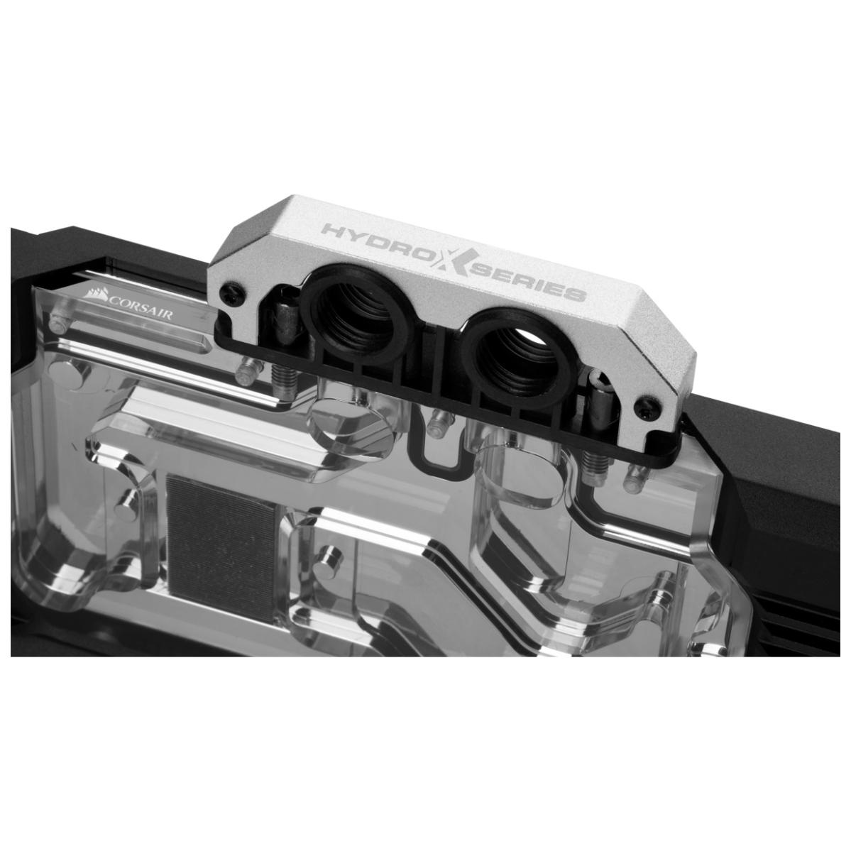 CX-9020002-W CORSAIR Hydro X Series XG7 RGB 20-SERIES GPU Water Block 2080 FE