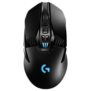 Product image of Logitech G903 HERO LIGHTSPEED Cordless Optical Gaming Mouse Black - Click for product page of Logitech G903 HERO LIGHTSPEED Cordless Optical Gaming Mouse Black