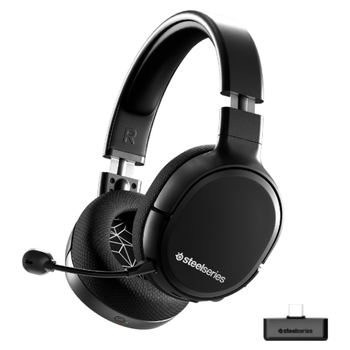 Product image of Steelseries Arctis 1 USB-C Wireless Gaming Headset  - Click for product page of Steelseries Arctis 1 USB-C Wireless Gaming Headset